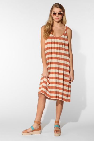 Wood Wood Nelin Midi Dress