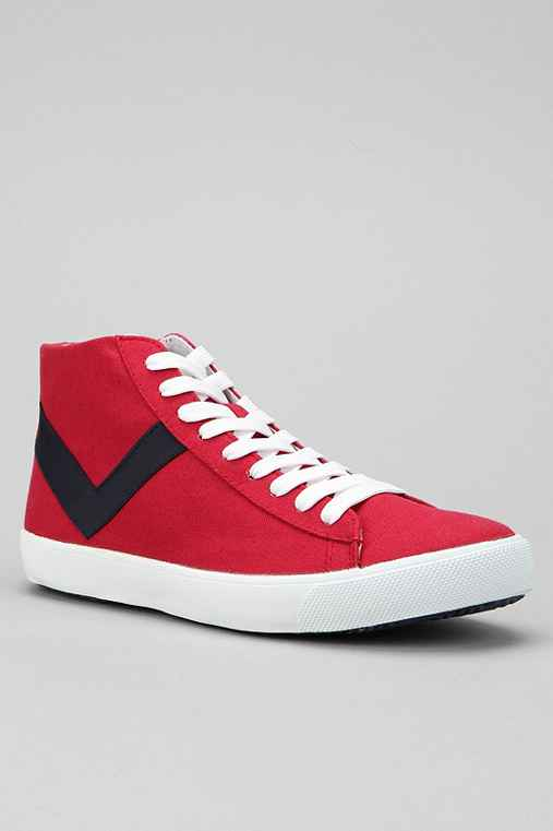 Pony Top Star Mid Sneaker
