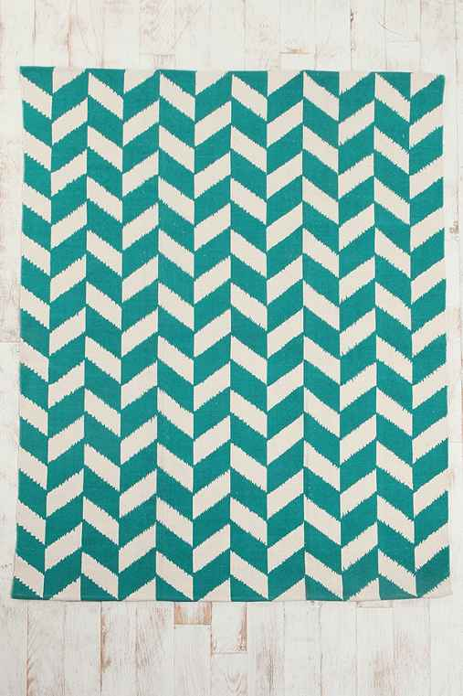 Assembly Home Herringbone Printed Rug