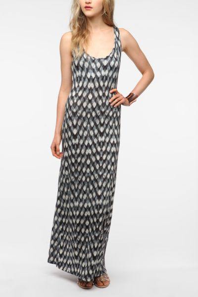 Staring at Stars Maxi Tank Top Dress