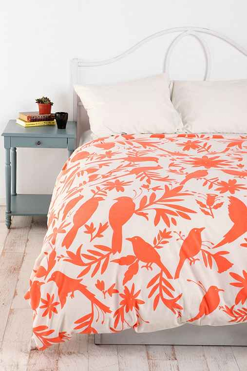 Thumbnail image for Scenic Birds Duvet Cover  (Multiple Sizes Available!)
