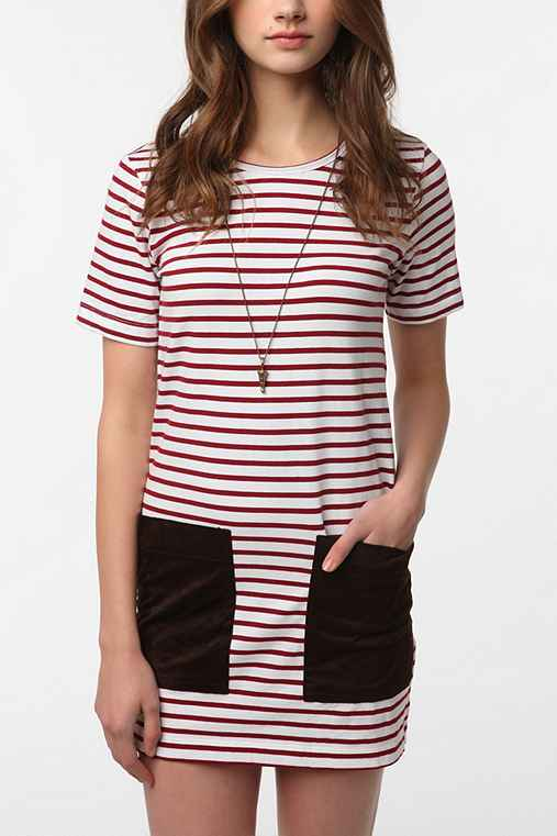 Dolce Vita Beale Striped Tee Dress