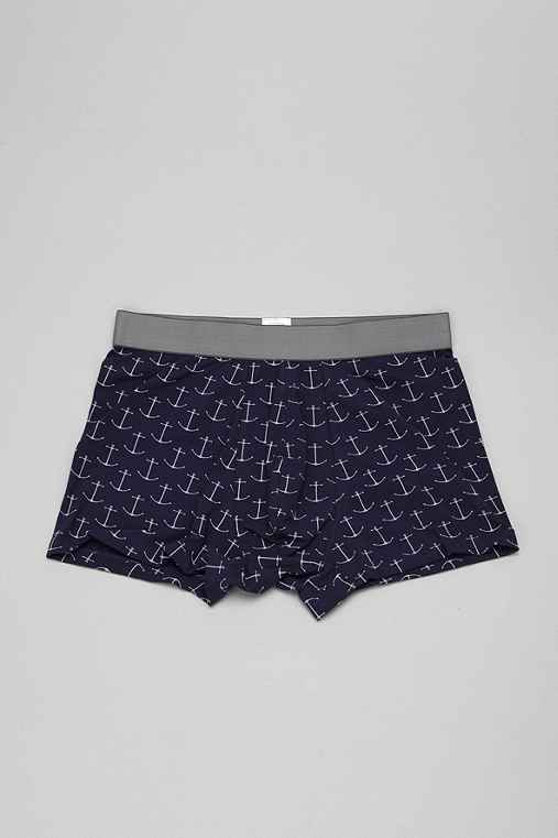 Anchor Pattern Trunk