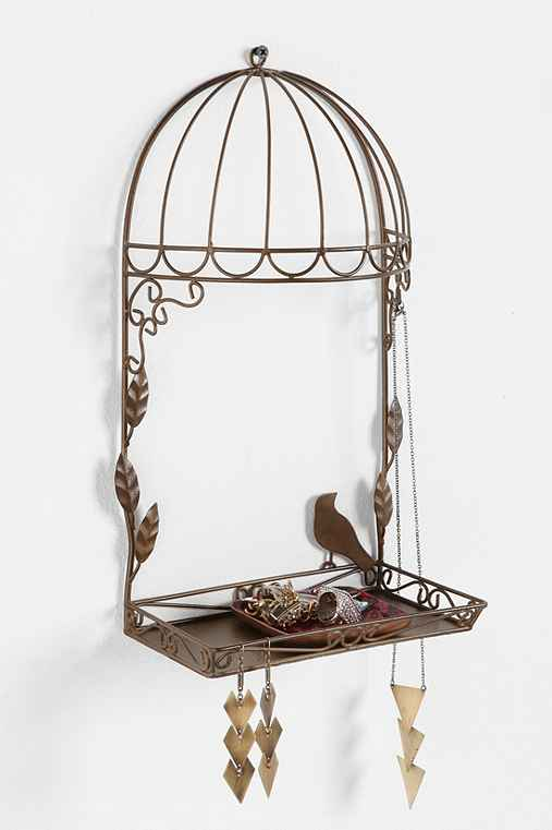 Thumbnail image for Birdcage Jewelry Stand
