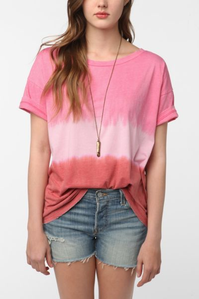 Mouchette Faded Boyfriend Tee