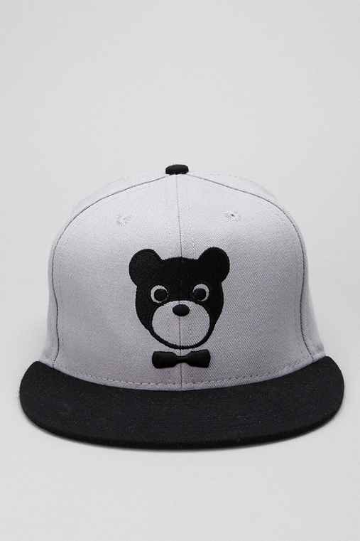 Profound Aesthetic Big Bear Snapback Hat