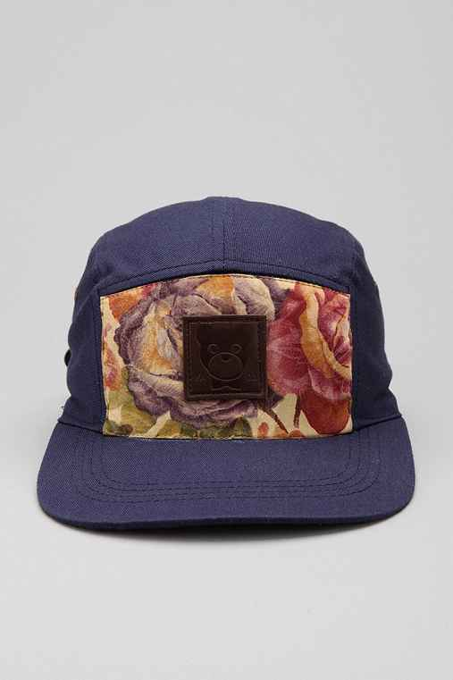 Profound Aesthetic Pattern 5-Panel Hat