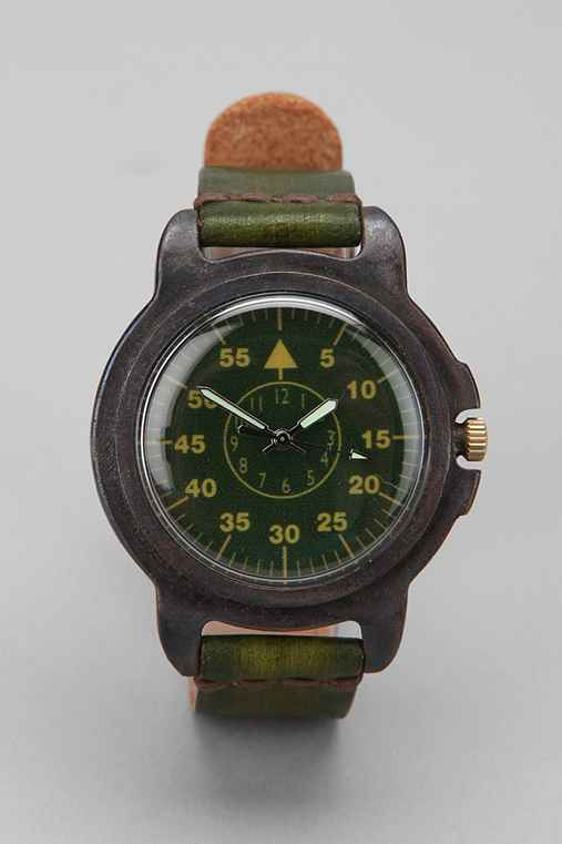 Handmade Paratrooper Service Watch