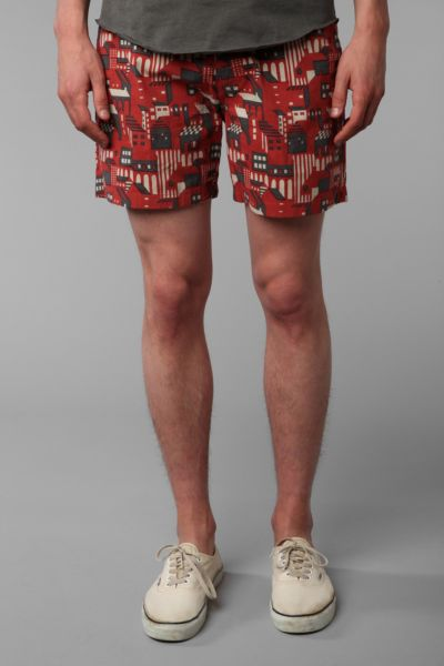 The Critical Slide Society Sugar Lumps Boardwalk Shorts