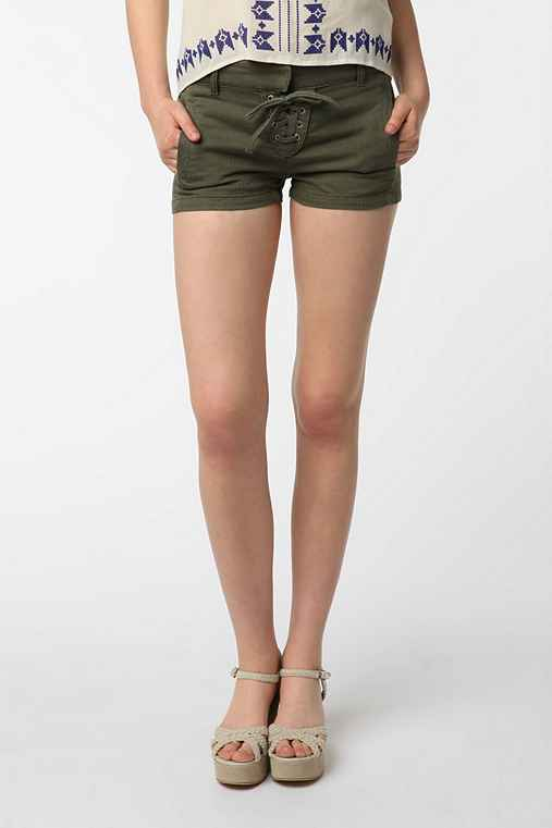 Ecote Lace-Up Short