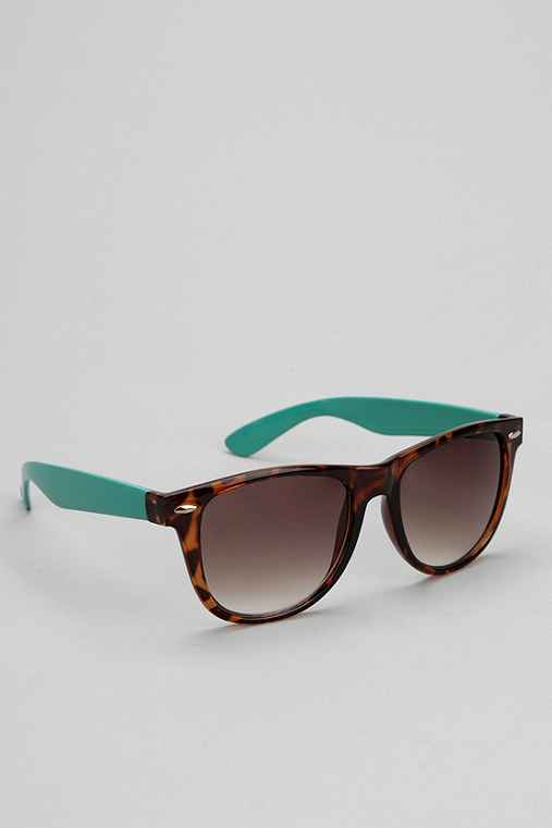Oversized Colorblock Risky Sunglasses