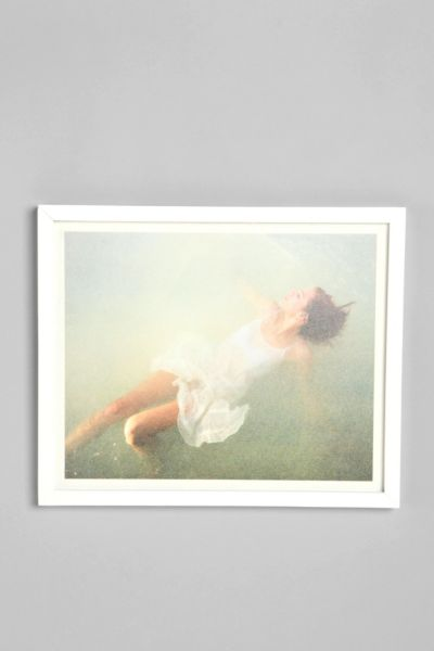 Tamara Lichtenstein Floating Away Framed Wall Art