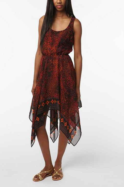 Ecote Handkerchief Dress
