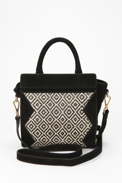 Jeffrey Campbell Duel-Tone Tote Bag