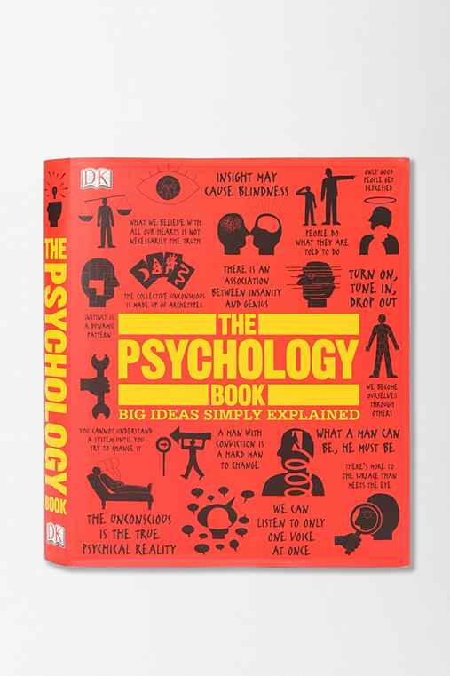 The Psychology Book By Dorling Kindersley Publishing Staff