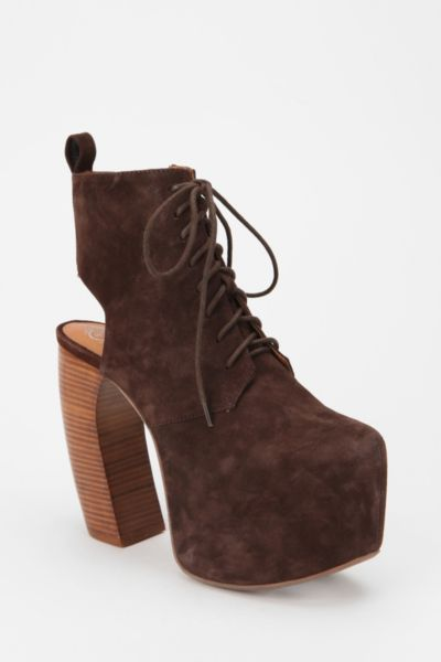 Jeffrey Campbell Suede Lana Boot