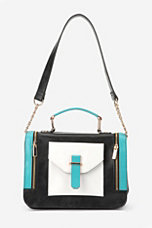 Cooperative Double Zip Structured Satchel