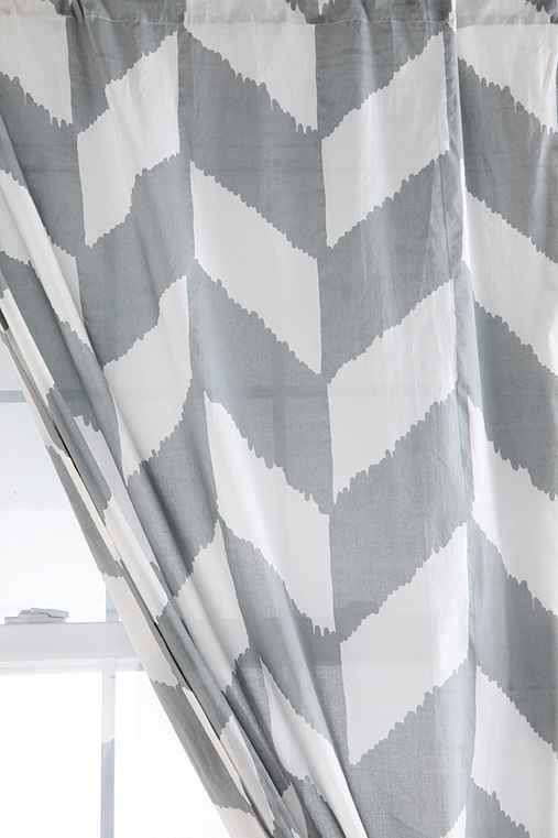 Herringbone Curtain
