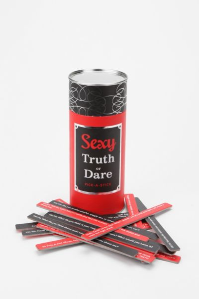 Sexy Truth Or Dare Pick-a-Stick Game