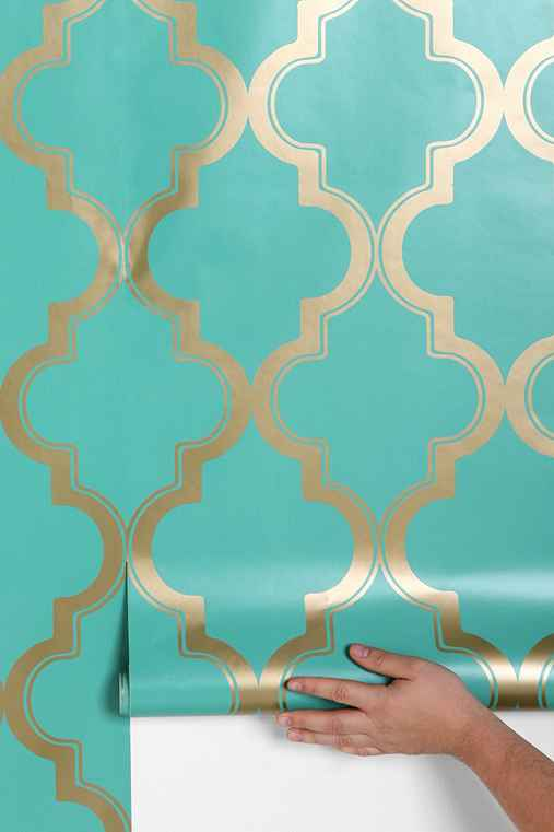 Marrakesh Honey Removable Wallpaper