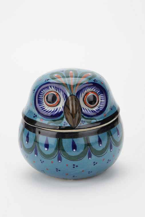 Thumbnail image for Mexican Owl Box