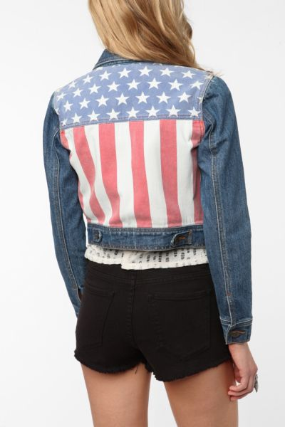 BDG American Dreams Denim Jacket
