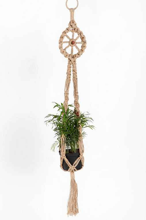 Thumbnail image for Macrame Hanging Planter