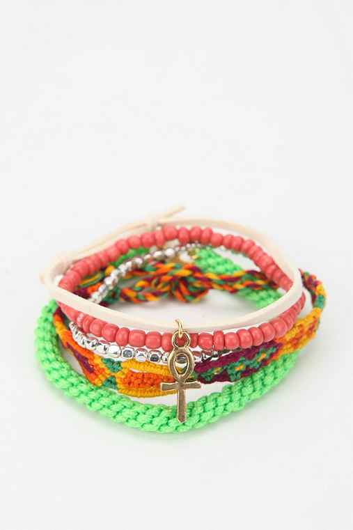 UO Stacking Bracelets