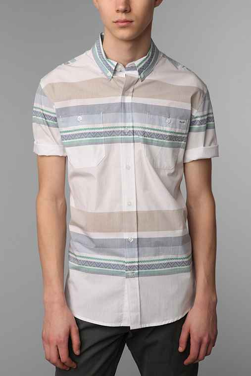Volcom Dead Lock Short-Sleeved Shirt