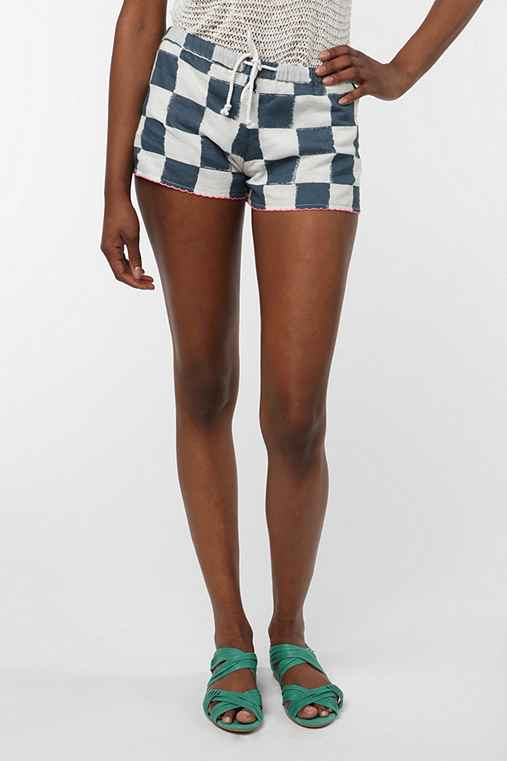 Surf Electric By Bethany Mayer Rope Tie Short