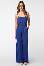 Coincidence & Chance Gaucho Romper