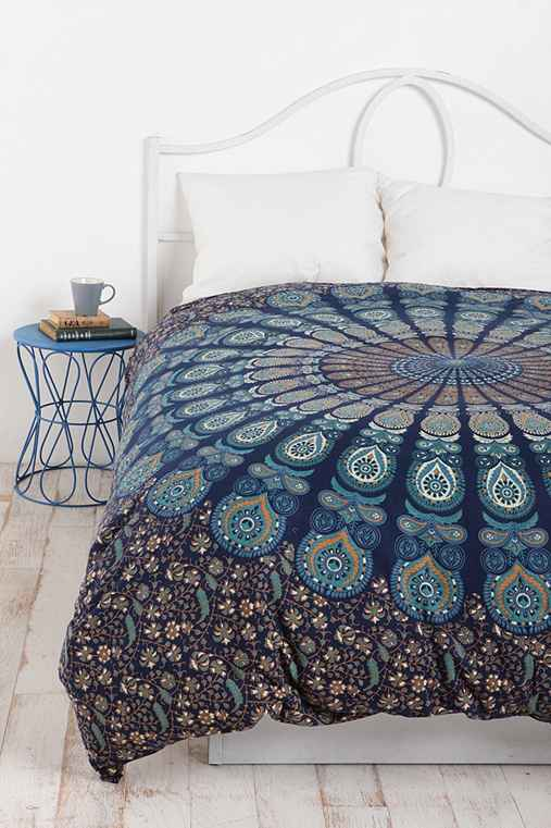 Paisley Medallion Duvet Cover Urban Outfitters