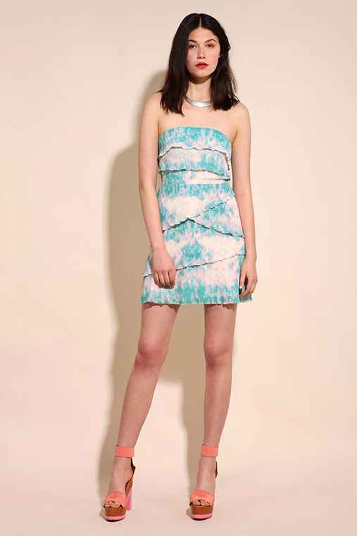 Pins and Needles Drifter Dress