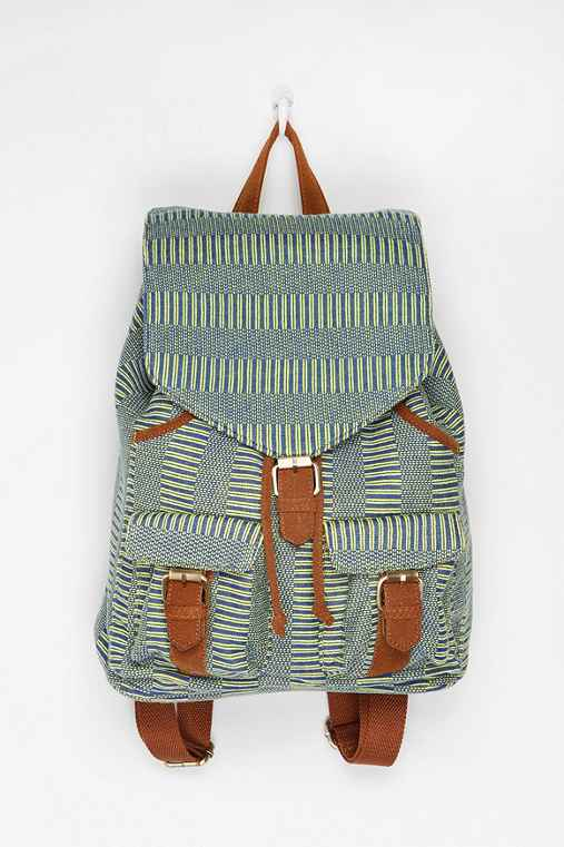 Deena & Ozzy Pop High/Low Backpack