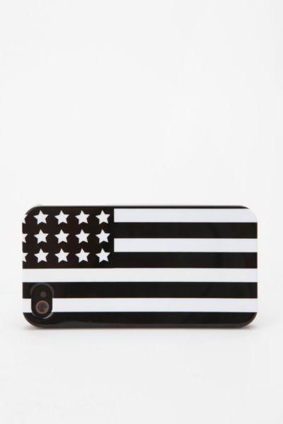 Fun Stuff Flag iPhone 4/4s Case