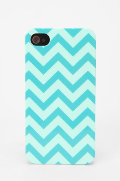 Fun Stuff Chevron iPhone 4/4s Case