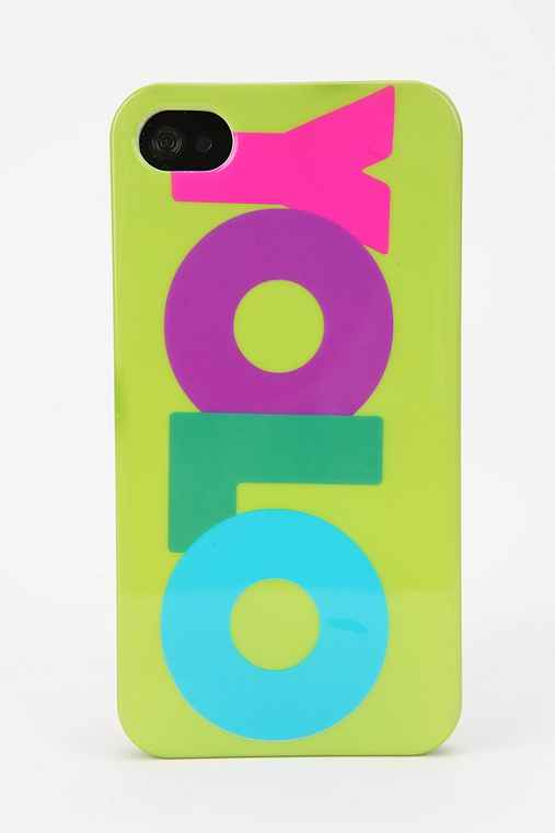 Fun Stuff YOLO iPhone 4/4s Case
