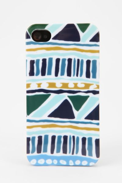 Fun Stuff Printed iPhone 4/4s Case