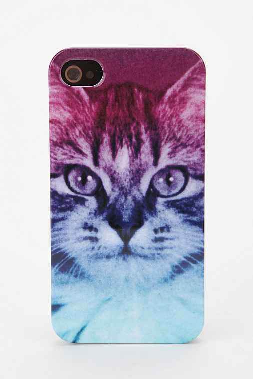 Fun Stuff Kitty iPhone 4/4s Case