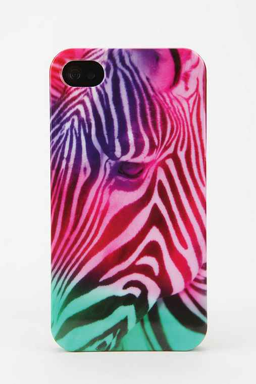 Fun Stuff Zebra iPhone 4/4s Case