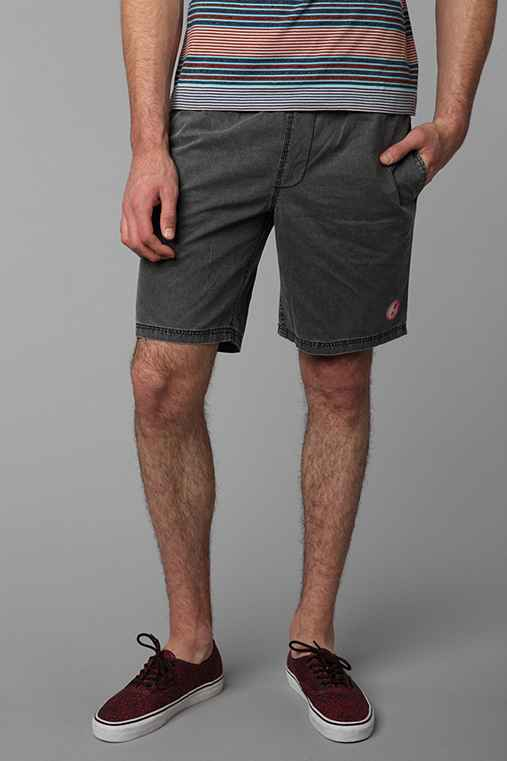 Tropicalia Solid Washed Short