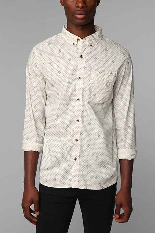 Nuco Bluf Button-Down Shirt