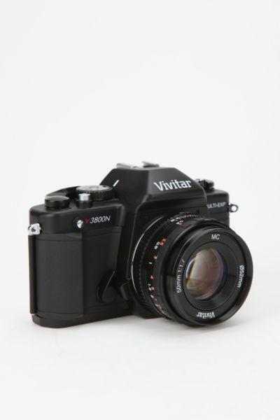 Vivitar V3800-50 SLR 35mm Camera