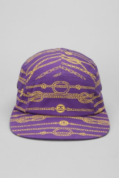 Stussy Chainlink 5-Panel Hat