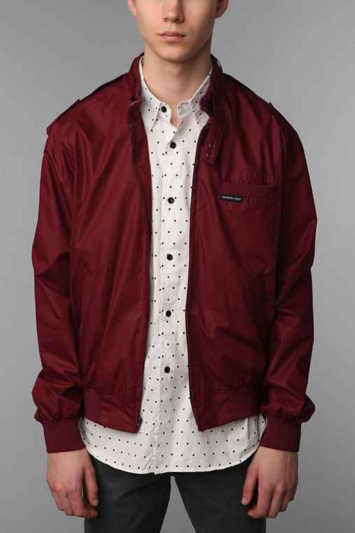 Urban Renewal Vintage Members Only Jacket