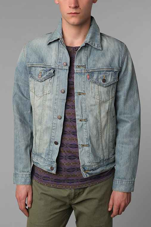 Levi's Bleacher Light Trucker Jacket