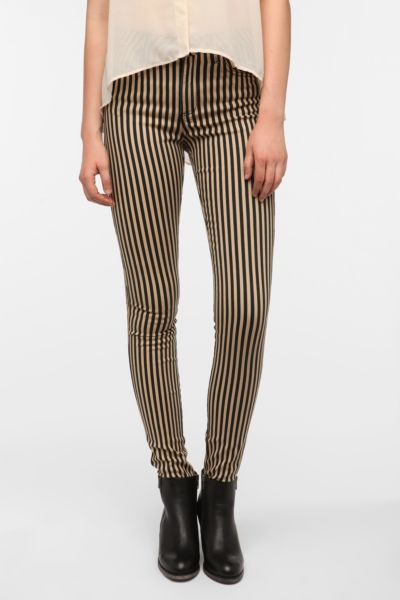 Tripp NYC Antique Striped Jean