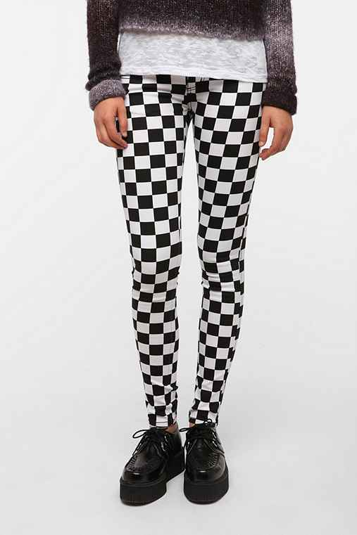 Tripp NYC Checkerboard Jean