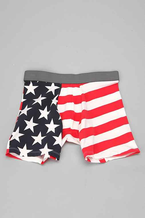 Stars 'N' Stripes Boxer Brief