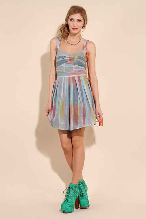 Staring at Stars Blue Haze Dress